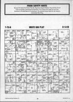 Map Image 002, Mahaska County 1987